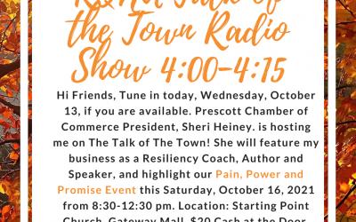 KQNA Talk of the Town Radio Broadcast